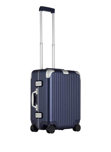 RIMOWA HYBRID Cabin Plus Multiwheel® Trolley, Farbe: BLAU (Bild 1)