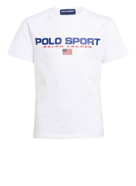 POLO RALPH LAUREN T-Shirt , Farbe: WEISS (Bild 1)