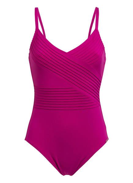 MARYAN MEHLHORN Badeanzug SOFTLINE PUR, Farbe: FUCHSIA (Bild 1)