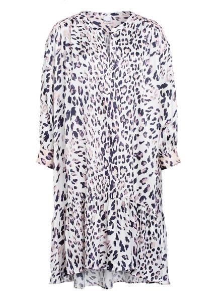 floer Oversized-Kleid, Farbe: CREME/ NUDE/ LILA (Bild 1)