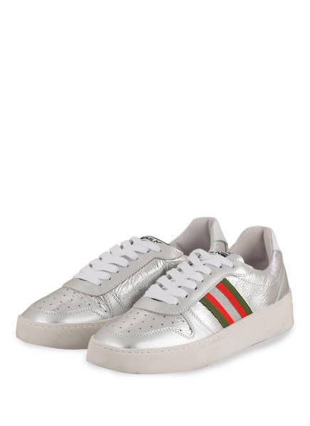 MÉLINÉ Plateau-Sneaker , Farbe: SILBER (Bild 1)