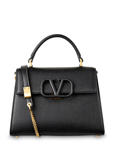 VALENTINO GARAVANI Handtasche VSLING SMALL, Farbe: SCHWARZ (Bild 1)