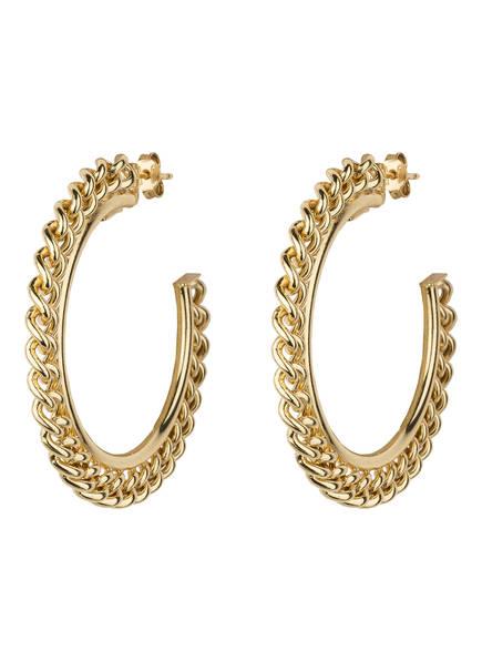 LOTT.gioielli Creolen , Farbe: GOLD (Bild 1)