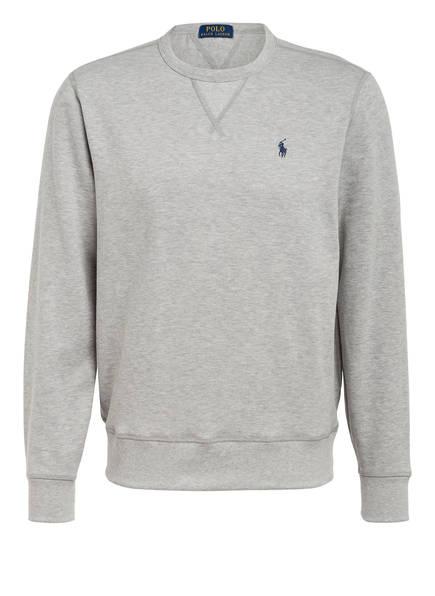 POLO RALPH LAUREN Sweatshirt , Farbe: GRAU MELIERT (Bild 1)