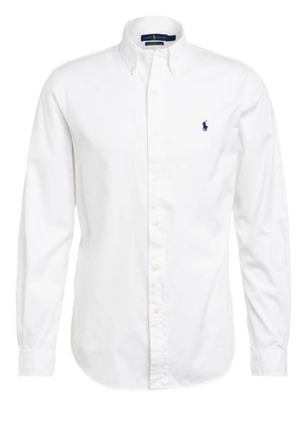 POLO RALPH LAUREN Hemd Custom Fit , Farbe: WEISS (Bild 1)