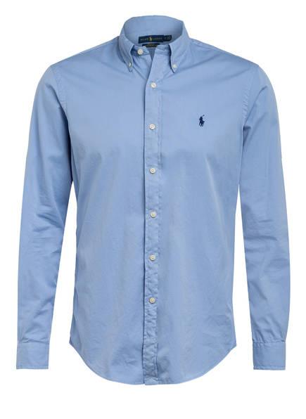 POLO RALPH LAUREN Hemd Custom Fit , Farbe: HELLBLAU (Bild 1)