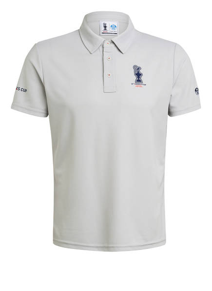 NORTH SAILS Piqué-Poloshirt Regular Fit, Farbe: HELLGRAU (Bild 1)