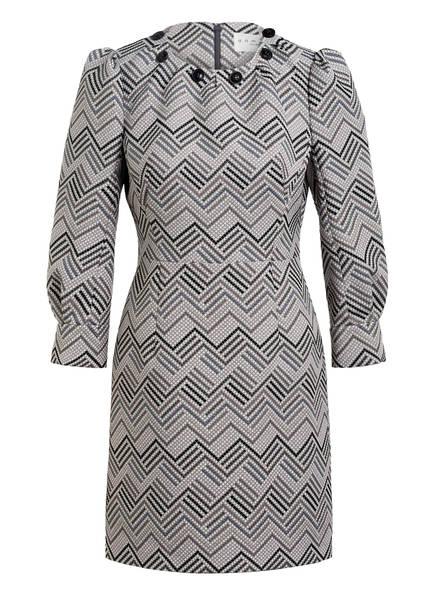 damsel in a dress Kleid VESTA, Farbe: GRAU/ WEISS/ LILA (Bild 1)