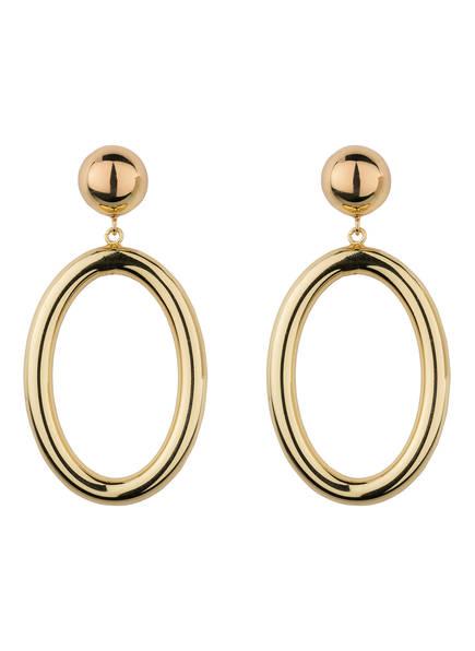 LOTT.gioielli Ohrringe, Farbe: GOLD (Bild 1)