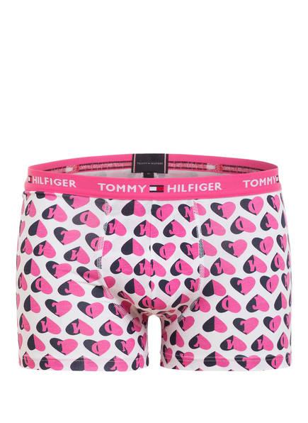 TOMMY HILFIGER Boxershorts , Farbe: ROSA/ WEISS (Bild 1)