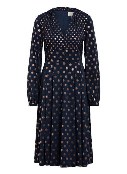 Phase Eight Kleid JACINTA , Farbe: DUNKELBLAU/ ROSE (Bild 1)