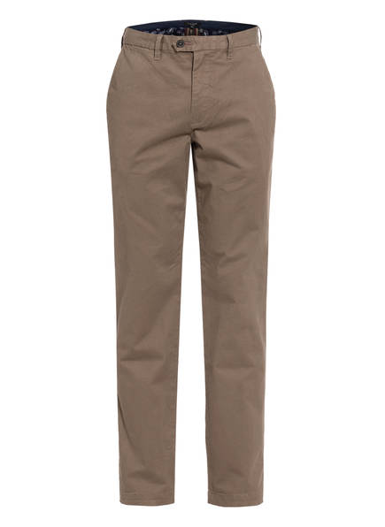 TED BAKER Chino CLINCERE Classic Fit, Farbe: BEIGE (Bild 1)