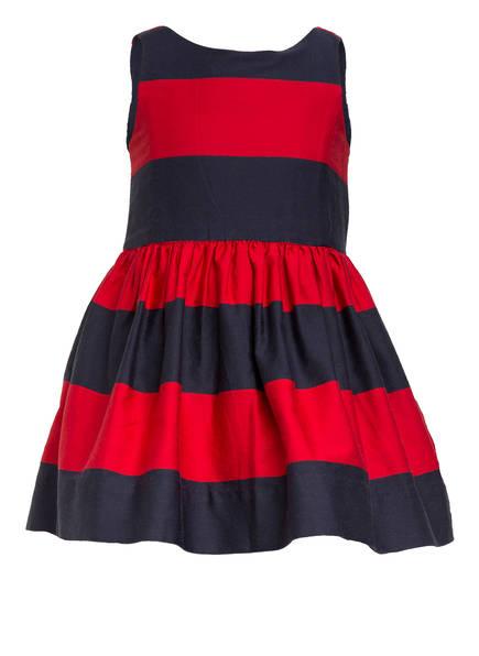 POLO RALPH LAUREN Kleid, Farbe: DUNKELBLAU/ ROT GESTREIFT (Bild 1)