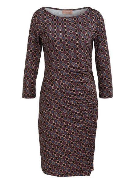 CARTOON Kleid mit 3/4-Arm , Farbe: BEIGE/ DUNKELROT (Bild 1)