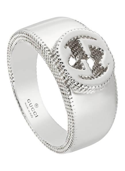 GUCCI Ring GG, Farbe: SILBER (Bild 1)