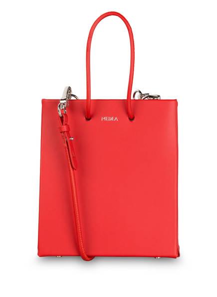 MEDEA Handtasche PRIMA SHORT, Farbe: ROT (Bild 1)