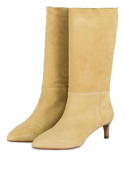 ba&sh Stiefel CLARYS, Farbe: HELLGELB (Bild 1)