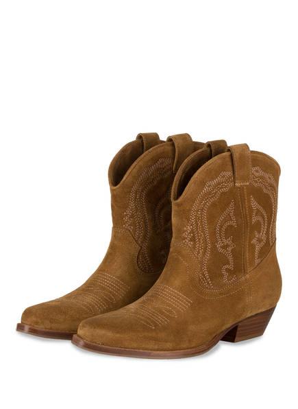 ba&sh Cowboy Boots COLT , Farbe: CAMEL (Bild 1)