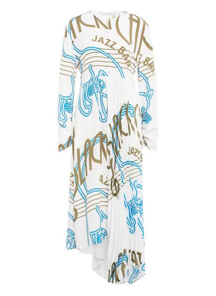 DOROTHEE SCHUMACHER Kleid , Farbe: WEISS/ KHAKI/ BLAU (Bild 1)
