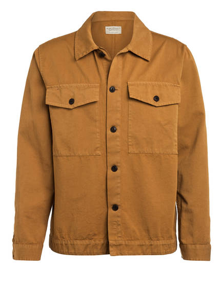 Nudie Jeans Overshirt COLIN, Farbe: COGNAC (Bild 1)