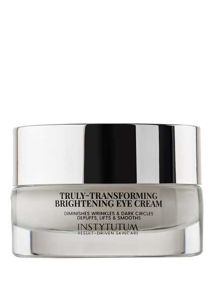 INSTYTUTUM TRULY-TRANSFORMING BRIGHTENING EYE CREAM (Bild 1)