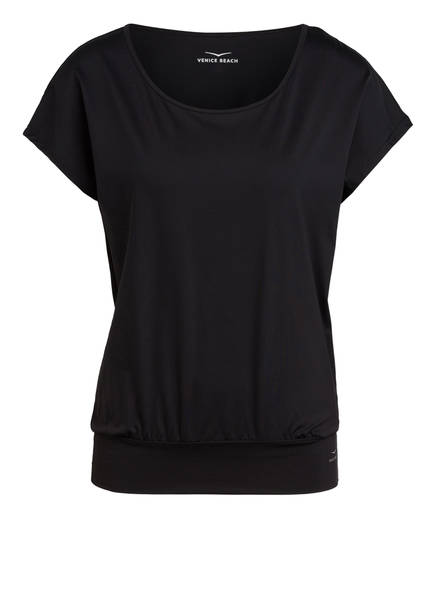 VENICE BEACH T-Shirt RIA, Farbe: SCHWARZ (Bild 1)