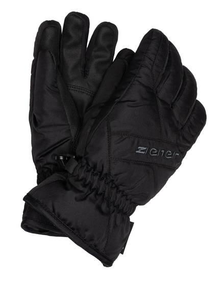 ziener Handschuhe LINARD GTX, Farbe: SCHWARZ (Bild 1)
