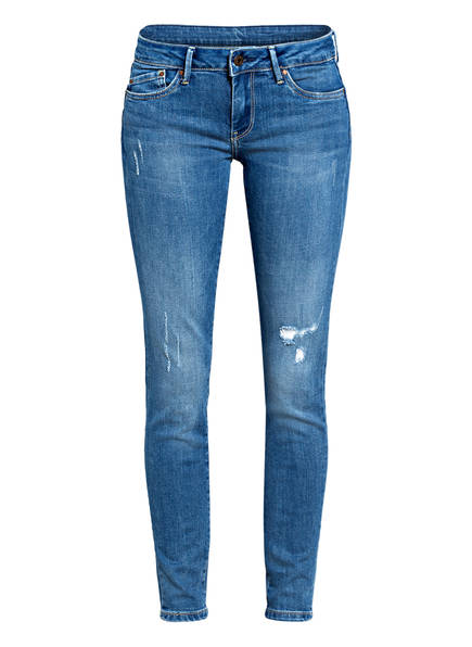 Pepe Jeans Skinny Jeans PIXIE, Farbe: MEDIUM USED WISER WASH BLUE (Bild 1)