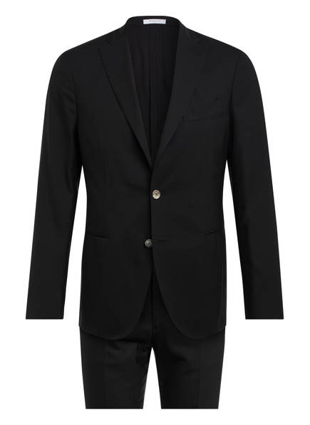 BOGLIOLI Anzug Slim Fit, Farbe: SCHWARZ (Bild 1)