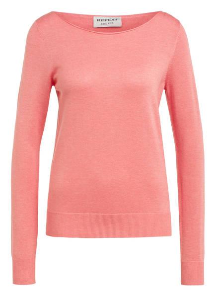 REPEAT Pullover, Farbe: LACHS (Bild 1)