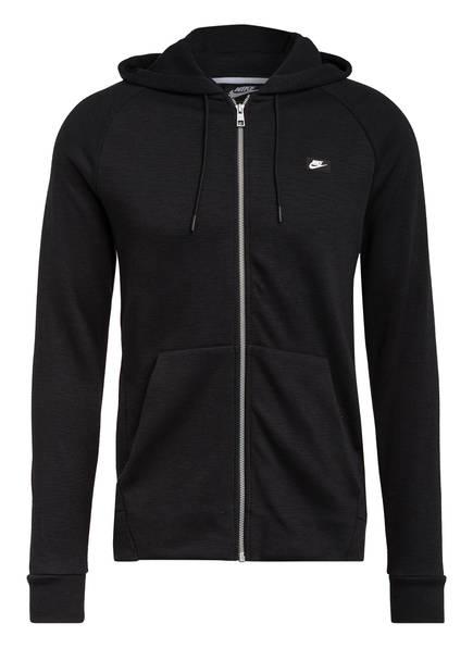 Nike Sweatjacke OPTIC, Farbe: SCHWARZ (Bild 1)