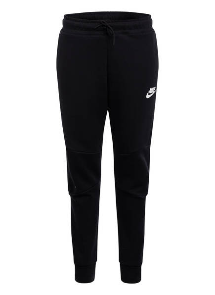 Nike Sweatpants TECH FLEECE, Farbe: SCHWARZ/ WEISS (Bild 1)