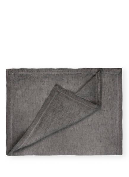 pichler Tischläufer LISKA aus Leinen, Farbe: GRAU (Bild 1)