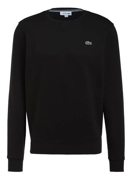 LACOSTE Sweatshirt, Farbe: SCHWARZ (Bild 1)