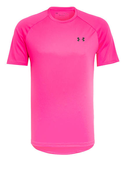 UNDER ARMOUR T-Shirt TECH, Farbe: PINK (Bild 1)