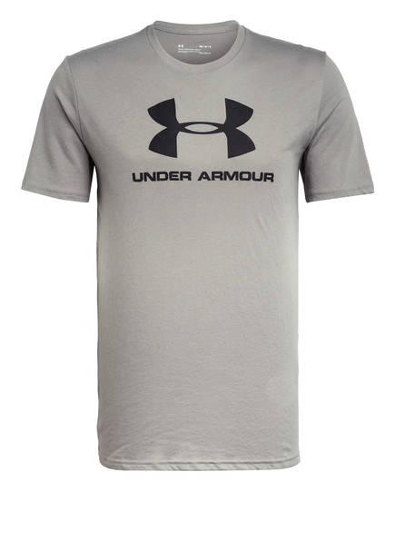 UNDER ARMOUR T-Shirt SPORTSTYLE, Farbe: GRAU (Bild 1)