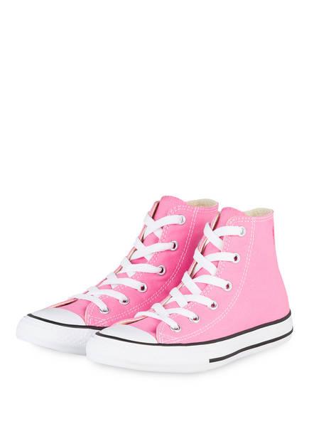 CONVERSE Hightop-Sneaker CHUCK TAYLOR ALL STAR HIGH, Farbe: ROSA (Bild 1)