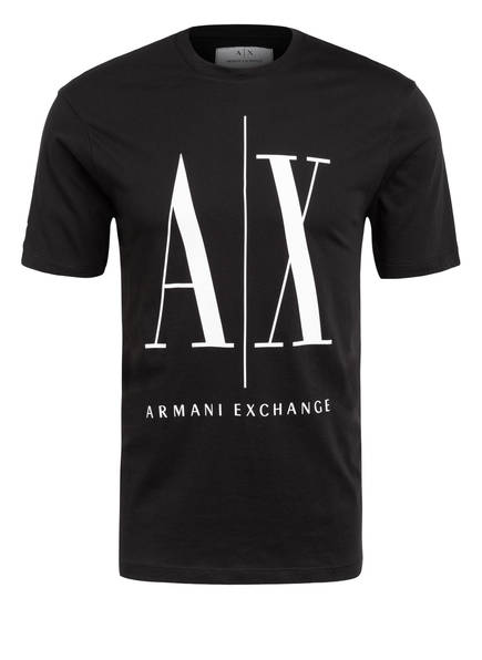 ARMANI EXCHANGE T-Shirt, Farbe: SCHWARZ (Bild 1)
