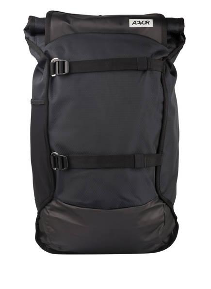 AEVOR Rucksack TRIP PACK 26 l mit Laptop-Fach, Farbe: SCHWARZ (Bild 1)