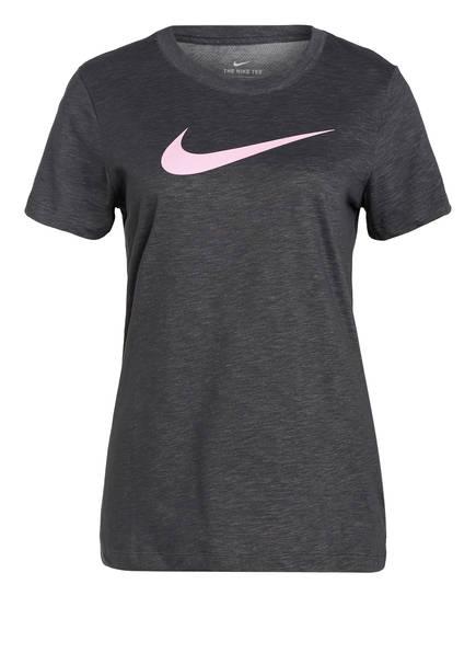 Nike T-Shirt, Farbe: DUNKELGRAU MELIERT (Bild 1)