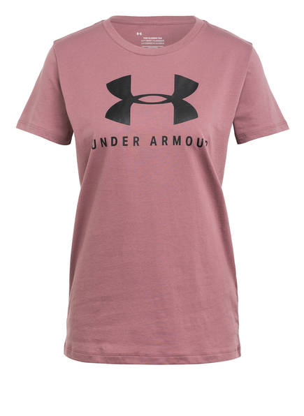 UNDER ARMOUR T-Shirt SPORTSTYLE, Farbe: ALTROSA (Bild 1)