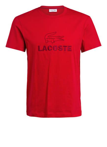 LACOSTE T-Shirt , Farbe: ROT (Bild 1)