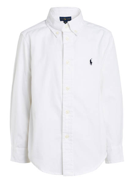 POLO RALPH LAUREN Hemd, Farbe: WEISS (Bild 1)