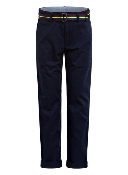 POLO RALPH LAUREN Chino Skinny Fit, Farbe: FRENCH NAVY (Bild 1)