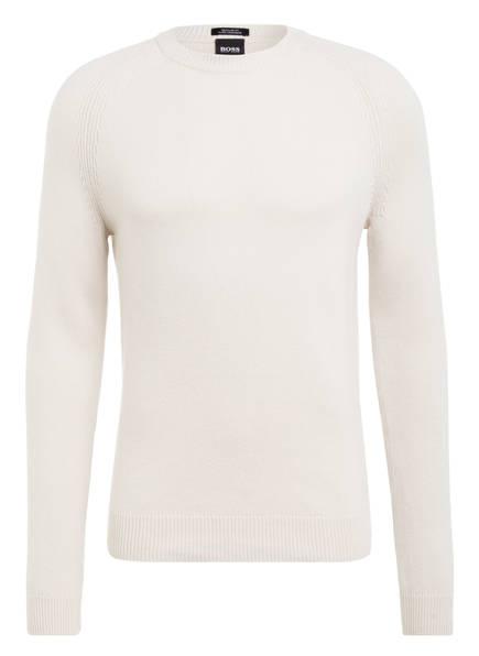 BOSS Cashmere-Pullover BANILO, Farbe: CREME (Bild 1)