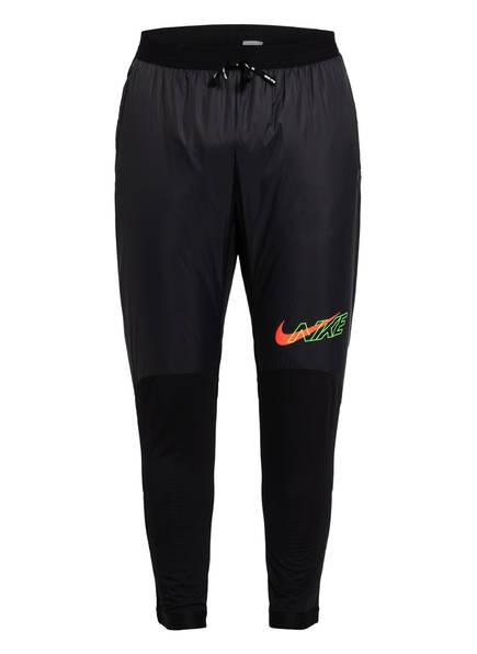Nike Laufhose PHENOM, Farbe: SCHWARZ (Bild 1)