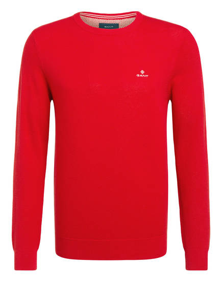 GANT Pullover, Farbe: ROT (Bild 1)
