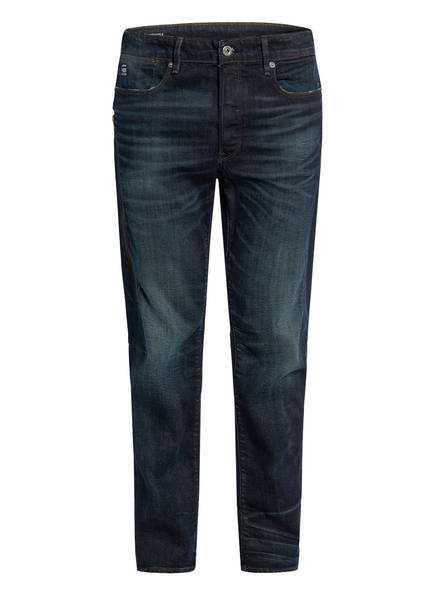 G-Star RAW Jeans CITISHIELD 3D Slim Tapered Fit, Farbe: A960 ANTIC NILE WP DARK BLUE (Bild 1)