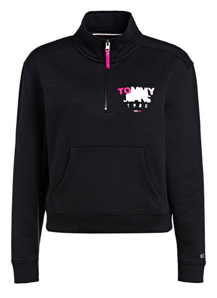 TOMMY JEANS Sweat-Troyer, Farbe: NAVY (Bild 1)