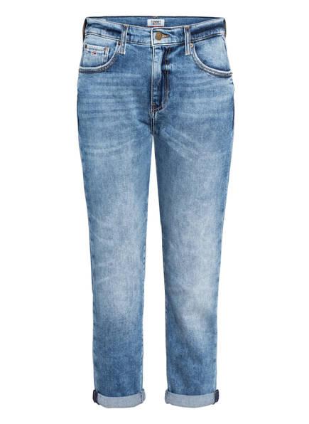 TOMMY JEANS 7/8-Boyfriend Jeans SYLT, Farbe: 1AB DAISY LT BL COM BLUE (Bild 1)